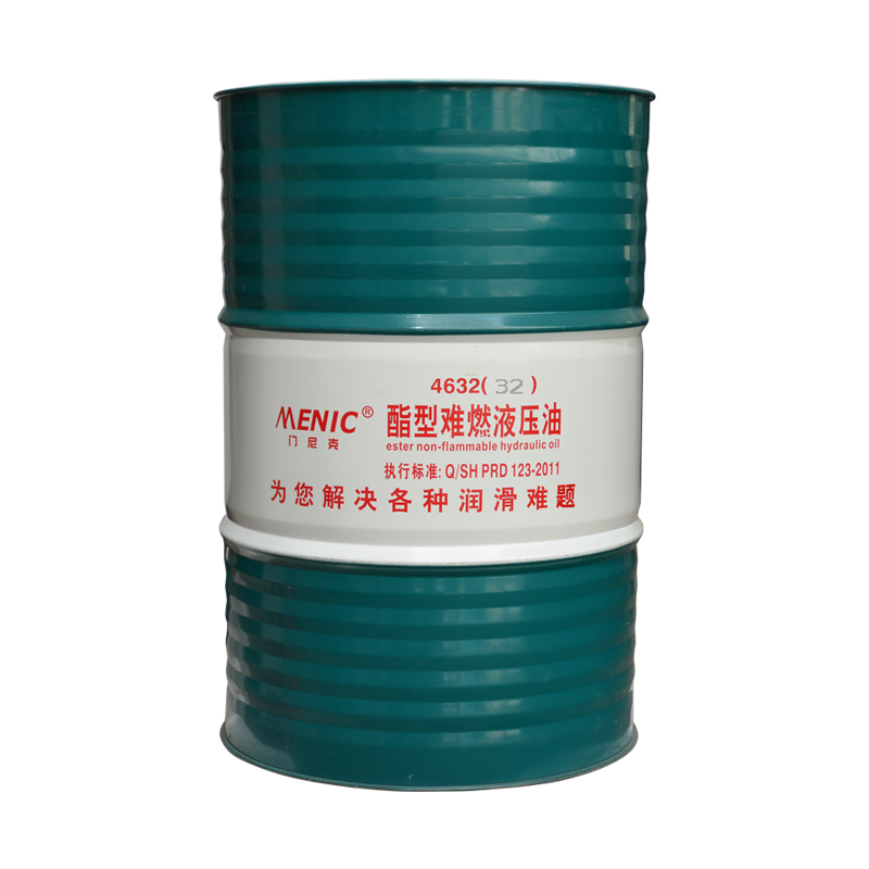 4632 ester fire resistant hydraulic oil
